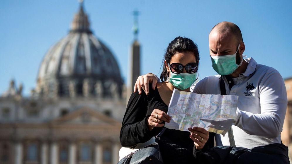 Foto: El Vaticano cancela eventos en espacios cerrados por el coronavirus.