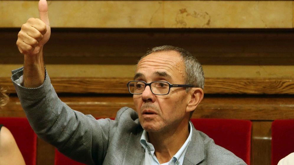 Foto: El presidente del grupo parlamentario de Cataluña Si Que Es Pot, Joan Coscubiela. (EFE)