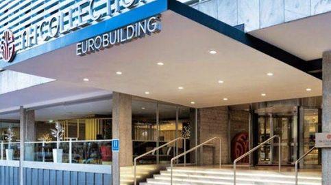 NH pone a la venta el hotel Eurobuilding, la joya de la corona del grupo