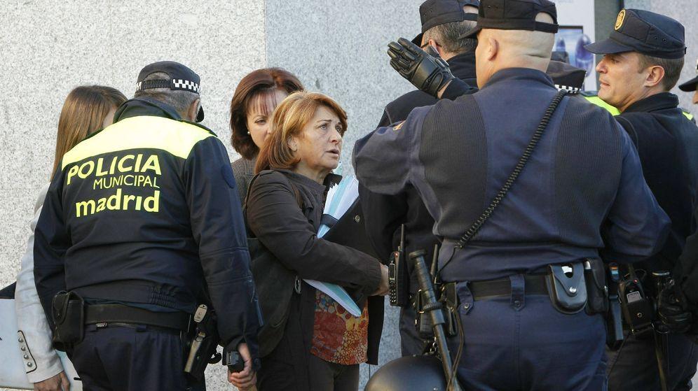 Foto: Imagen de archivo de la Policía Municipal. (EFE)