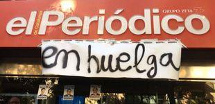 Post de La plantilla de 'El Periódico' amenaza con 15 días de huelga para frenar el ERE