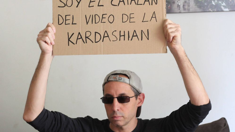 Foto: Àlex Soler es el autor del famoso vídeo que ha compartido Kim Kardashian.