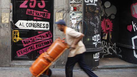 La bombona de butano, amenazada: las ventas han caído un 40% en 12 años