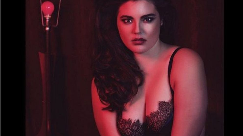 Así es la sexy hija Andy García, nuevo icono 'curvy'