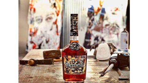 Hennessy se asocia con Vhils para su edición limitada de Very Special 2018