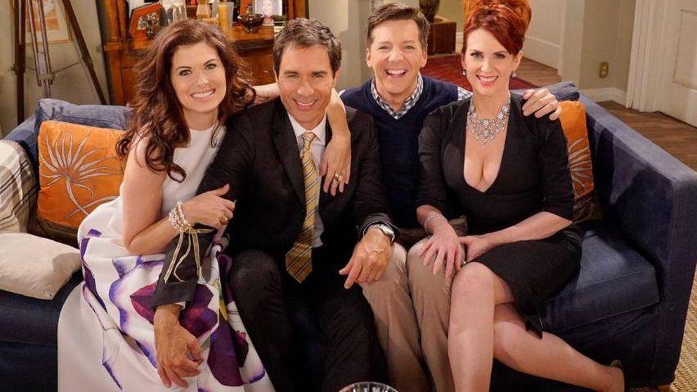 NBC en conversaciones para lanzar el 'reboot' de la comedia 'Will & Grace'