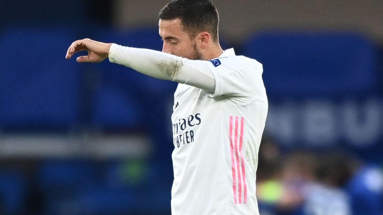 Hazard pone la guinda a otra horrible temporada: no estará contra el Villarreal