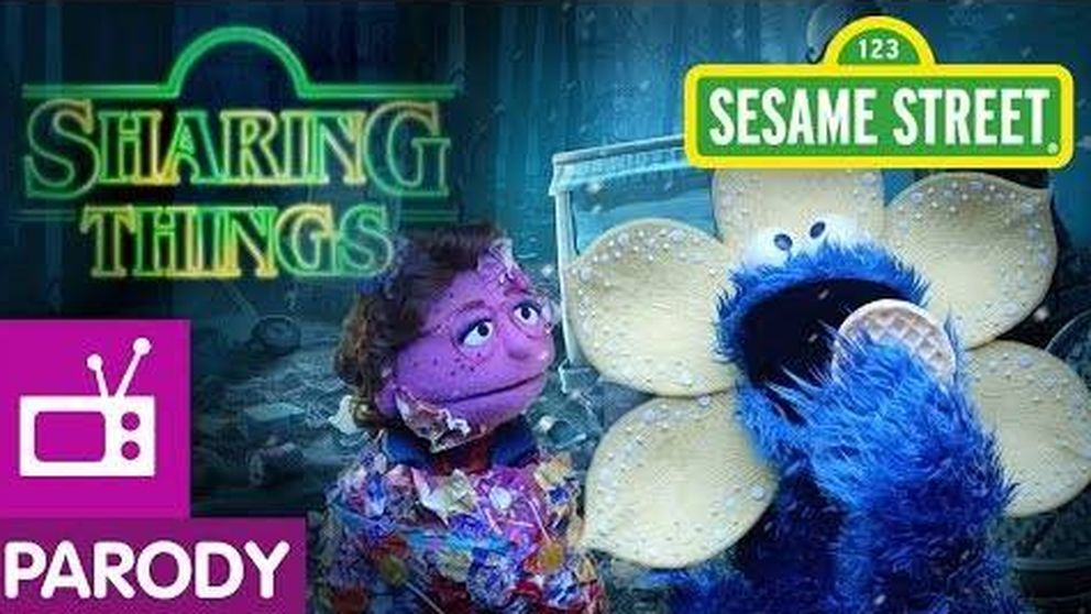 'Barrio Sésamo' saca su propia versión de 'Stranger Things'