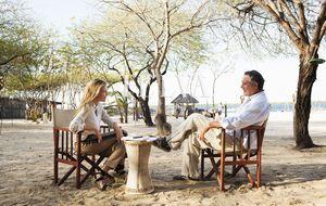 Michavila viaja a África para cumplir el sueño de su esposa