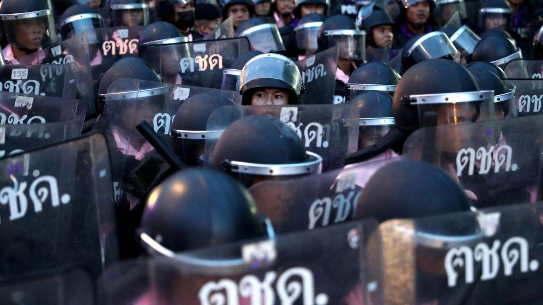 Tailandia decreta el estado de emergencia para controlar protestas contra el Gobierno