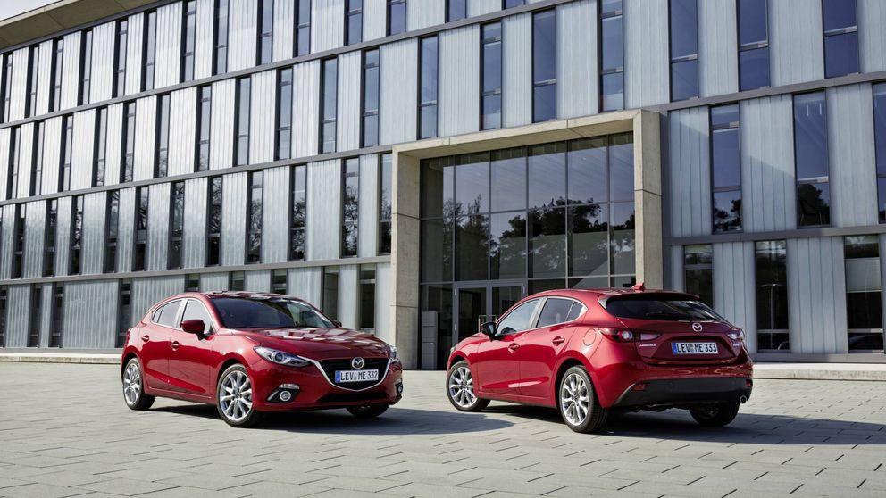 Mazda 3 1.5D, un compacto de 3,8 litros de consumo homologado