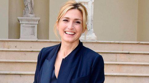 Vuelve Julie Gayet: la declaración de amor de Hollande y el feo de Brigitte Macron