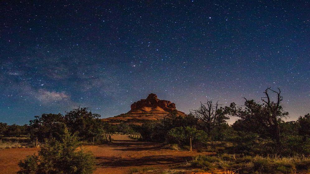 Foto: Desierto de Arizona (Foto: sedonaverdevalley)