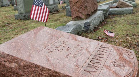 Otro cementerio judío vandalizado... en EEUU