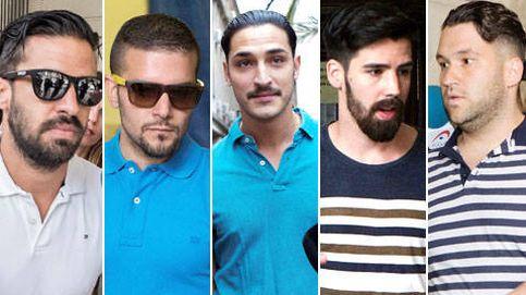 Los cinco miembros de la Manada seguirán en liberLos cinco miembros de