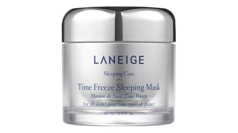 Time Freeze Sleeping Mask de Laneige.