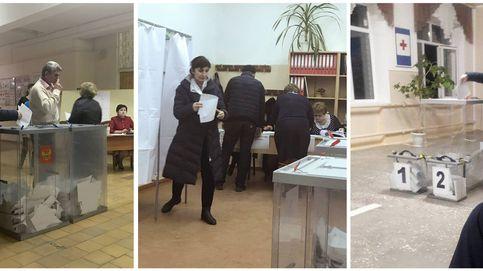 Votando dos (o tres) veces en Rusia