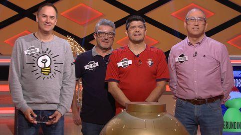 Cuatro hombres y un concurso: así son Los Lobos del programa '¡Boom!'
