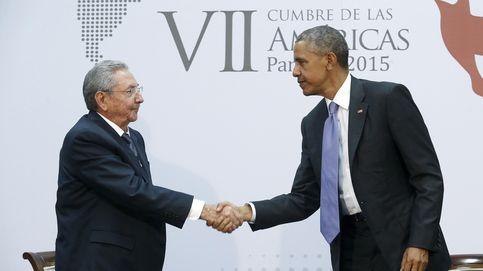 Obama y Castro se estrechan la mano en un encuentro histórico