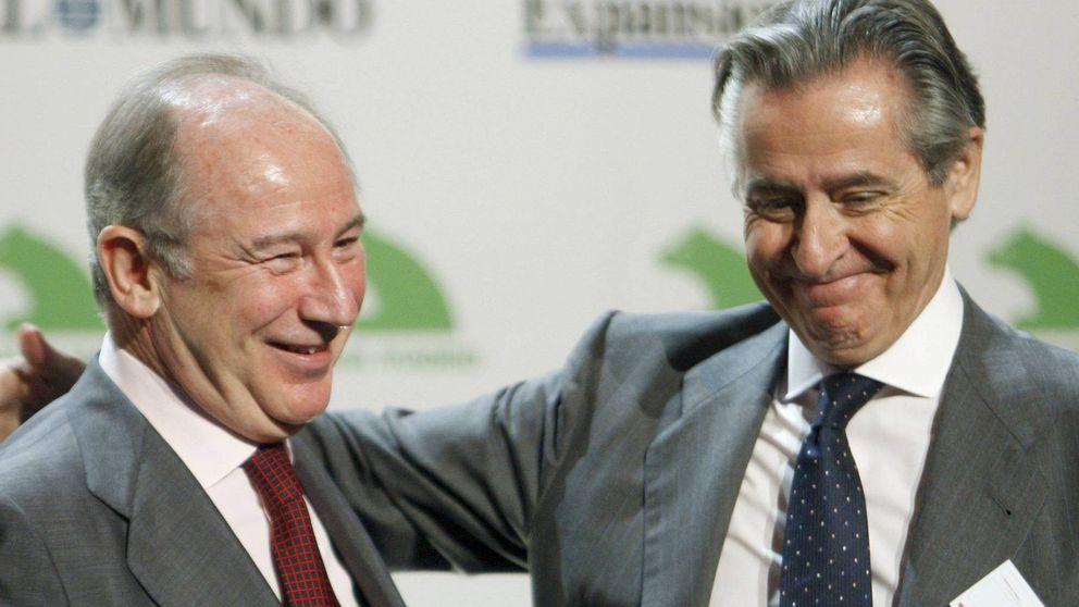 Directivos cargaron 15 millones a Caja Madrid con tarjetas VIP