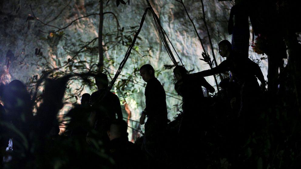 Incertidumbre en el rescate de Tailandia: últimas horas antes de las lluvias previstas