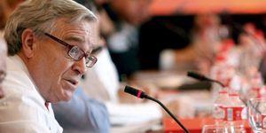Foto: Francisco Luzón abandona el Banco Santander con una pensión de 56 millones