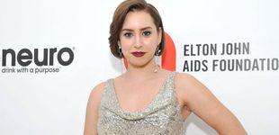 Post de Jazmin Grace, una Grimaldi en los Oscar: nos enseña su vestido con guiño 'royal'