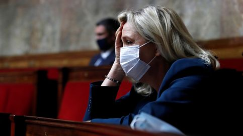 Cómo Le Pen pasó de dar miedo a provocar tedio: La 'deslepenización' fue un fracaso