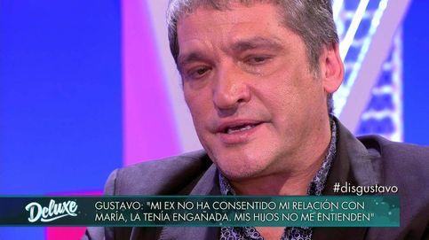 Gustavo carga contra Belén Esteban por cuestionar su amor con María Lapiedra