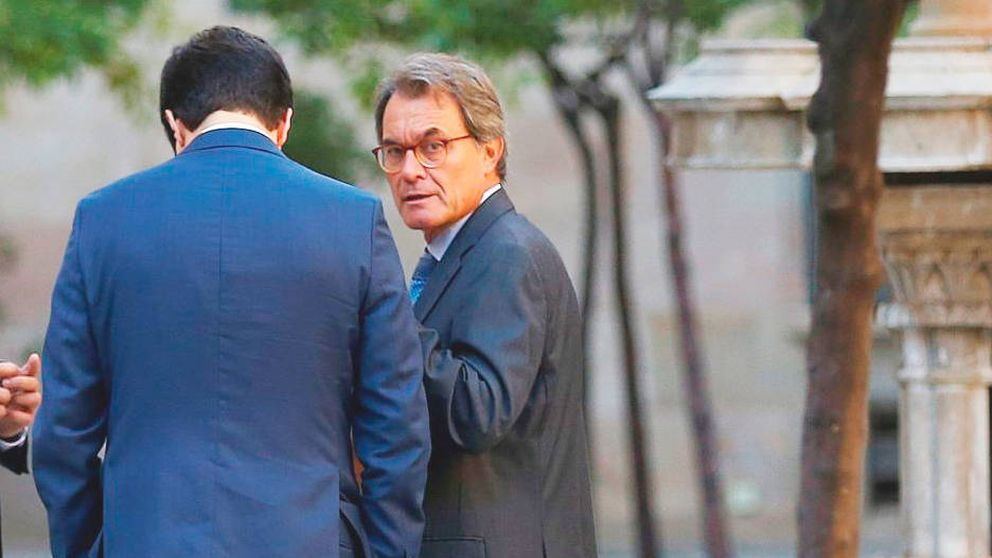 Artur Mas maniobra en la sombra para reeditar JxSí pese a la oposición de ERC