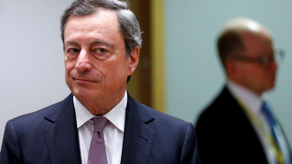 """Draghi: La independencia del BCE está protegida más allá de cualquier perfil"""""""