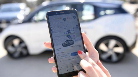 Las compañías de 'car sharing' reinician su actividad en Madrid