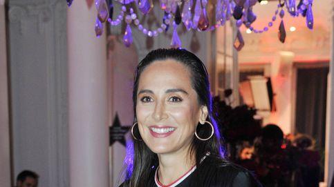 El look de abuelita de Tamara Falcó y otras perlas de la fiesta de Charlotte Tilbury