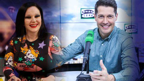 Jaime Cantizano confía en Alaska como fichaje estrella de su nuevo programa
