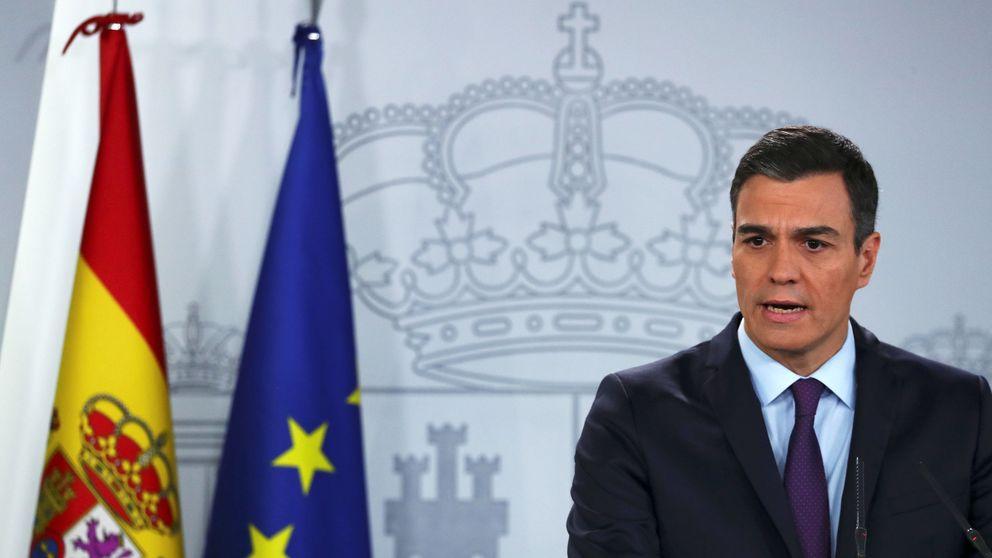 Sánchez pide hacer frente a la confrontación entre las derechas y los separatistas