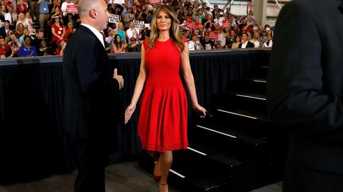 Todos los detalles del último look de Melania Trump