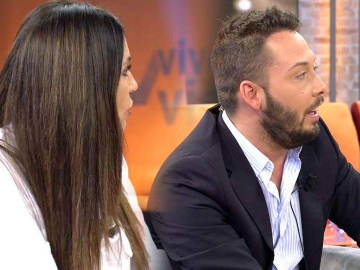 Foto: Isabel Rábago y José Antonio Avilés, en 'Viva la vida'. (Mediaset España)