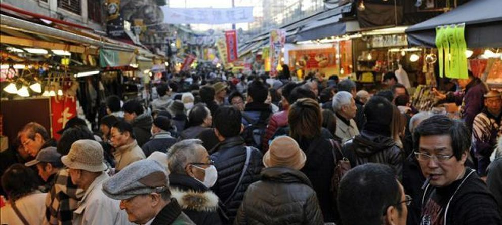 Foto: El PIB de Japón sufre su mayor mayor caída desde el terremoto del año 2011