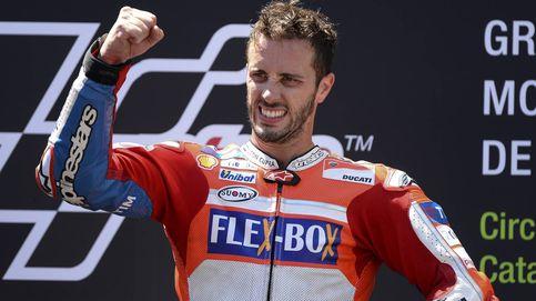 Dovizioso repite triunfo con la Ducati y Márquez salva un fin de semana difícil