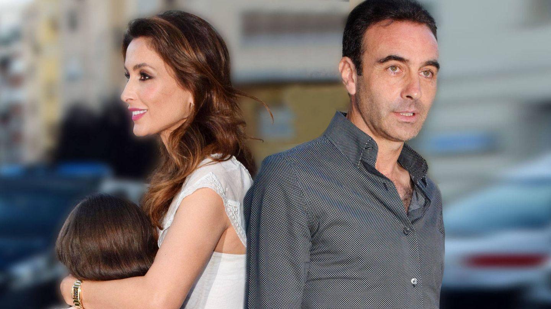 Paloma Cuevas y Enrique Ponce. (CP)