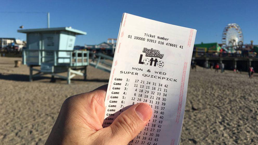 Gana un millón a la lotería gracias a un juguete que escoge los números por ti