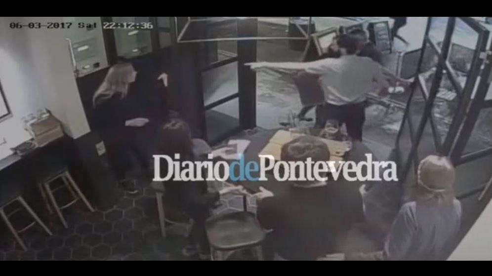 Foto: Así evitó este español que hubiera más víctimas durante el ataque terrorista en Londres (Diario de Pontevedra)