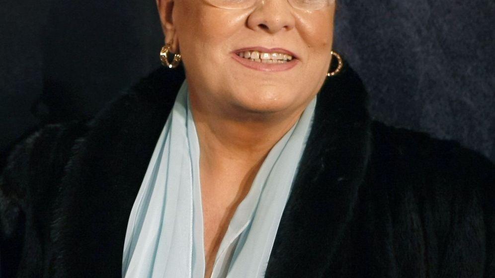 Foto: Fotografía de archivo, tomada el 21 de enero de 2008, de la veterana actriz Paloma Cela. (EFE)