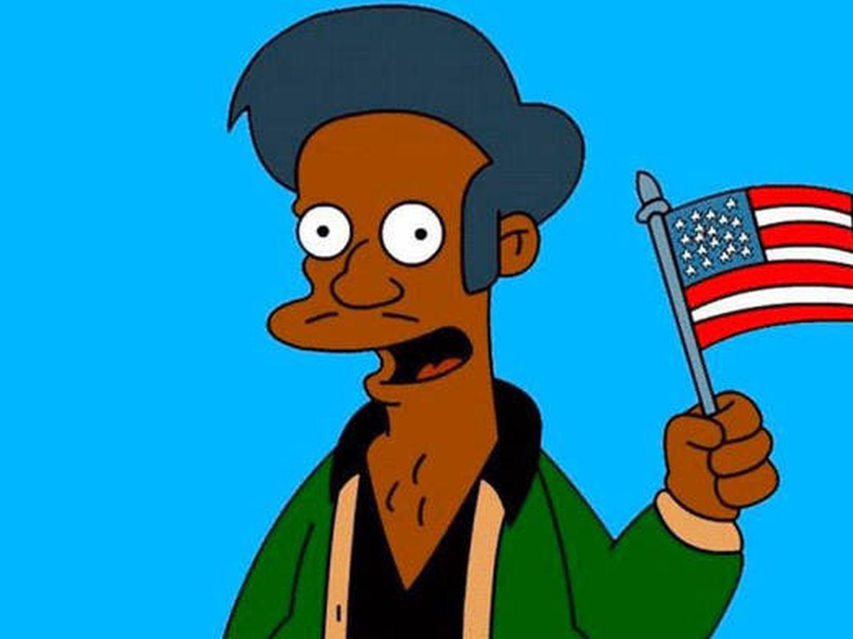 Foto: El personaje de Apu. (Fox)