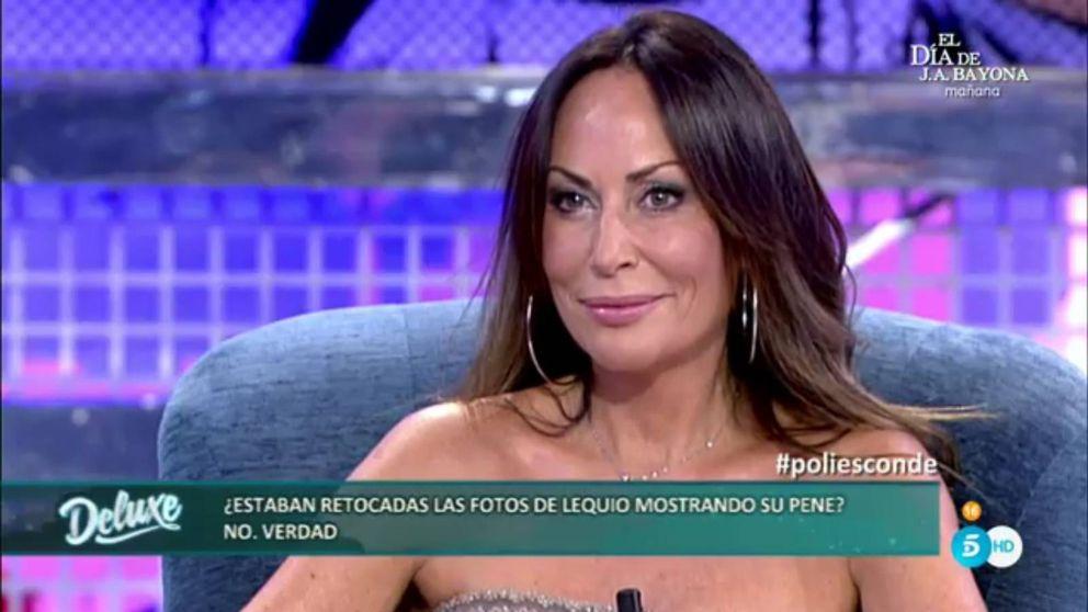 """Sonia Moldes: """"Mi última relación sexual con Lequio fue el año pasado"""""""