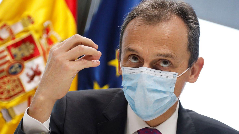 El ministro de Ciencia e Innovación, Pedro Duque. (EFE)