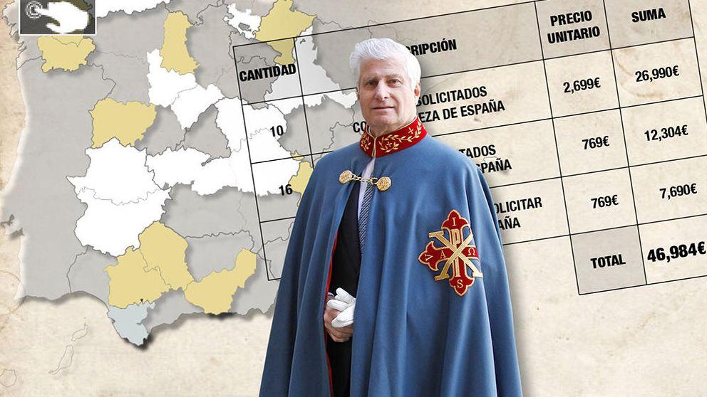 Carlos Fitz-James Stuart: el precio de ser noble y 'dominar' España