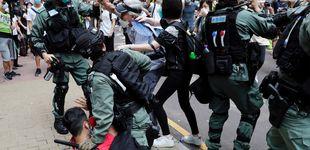 Post de Al menos 80 menores detenidos en Hong Kong en las protestas contra las leyes chinas