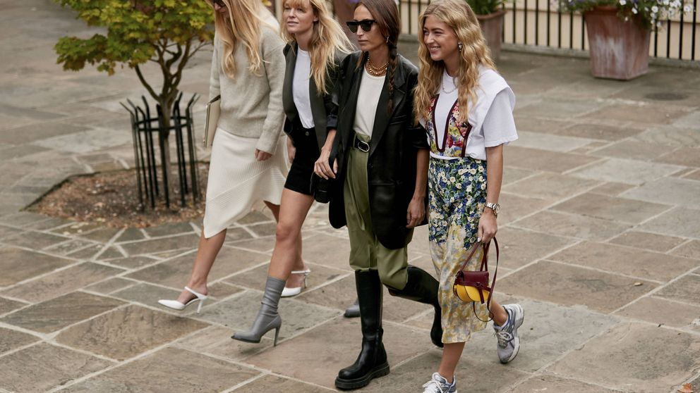 Siete peinados 'salvalooks' vistos en el street style internacional