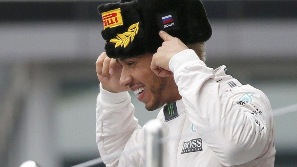 Hamilton falló y Rosberg se llevó la 'pole'. Fernando Alonso saldrá último